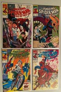 The Amazing Spider-Man set:#1-4 6.0 FN (1993)