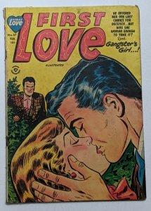 First Love #37 (Feb 1954, Harvey) G/VG 3.0 Bob Powell art