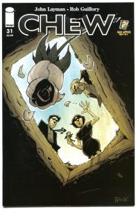 CHEW #31 32 33, 1st Print, VF+, Rob Guillory, John Layman, more in our store