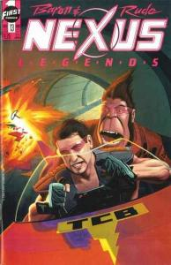 Nexus Legends #13, NM- (Stock photo)
