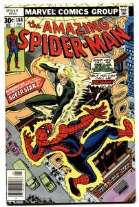 AMAZING SPIDER-MAN #168 comic book-MARVEL COMICS-nm-