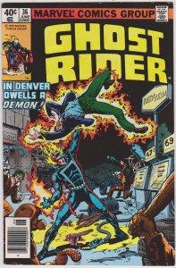 Ghost Rider #36