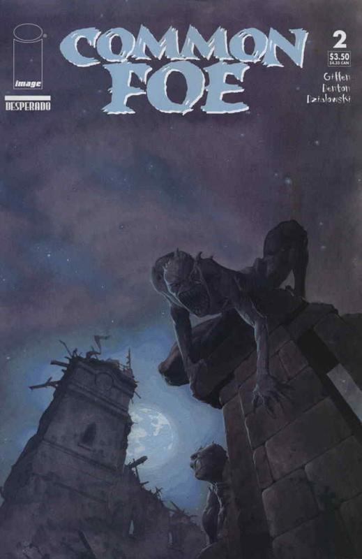 Common Foe #2 VF/NM; Image | save on shipping - details inside
