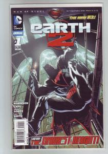 EARTH 2 ANNUAL (2013 DC) #1 NM