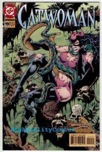 CATWOMAN #19, NM+, Jim Balent, Femme Fatale, 1993, Jungle Cat, more CW in store