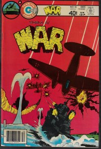 War #18 (Charlton, 1979) NM