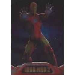 2010 Upper Deck Iron Man 2 Movie Armored Card Insert MARK-IV AC1