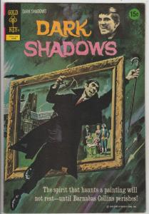 Dark Shadows #14 (Jun-72) VF+ High-Grade Barnabus Collins