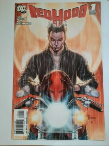 RED HOOD: THE LOST DAYS #1 + 2 DC 2010  NM Titans Winick Tucci