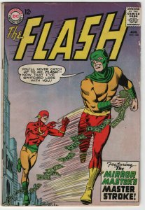 Silver Age Flash Comics #146 The Mirror Master 1964