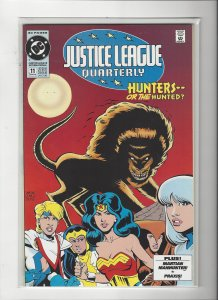 Justice League Quarterly #11 DC Comics NM