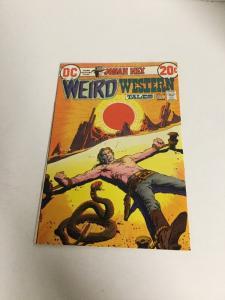 Weird Western Tales 14 Nm- Near Mint- 9.2 Jonah Hex