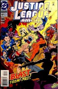 Justice League America #97 (1995)