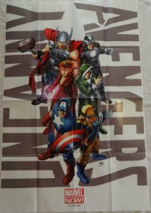 UNCANNY AVENGERS Promo Poster, 24 x 36, 2012, MARVEL, Unused more in our store 2