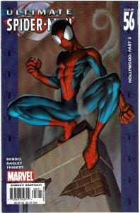Ultimate Spider-Man #56 Brian Bendis Doctor Octopus NM
