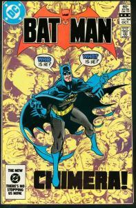 BATMAN #364-1983-DC VF