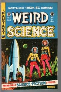Weird Science-#7-1994-Fantasy-Russ Cochran-EC Reprint