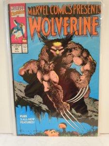 Marvel Comics Presents #85
