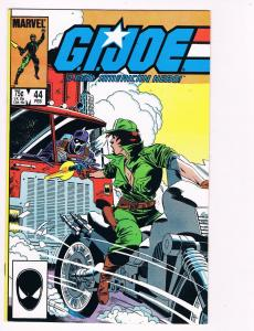 G.I. Joe # 44 Marvel Comic Books Hi-Res Scan Awesome Issue Bronze Age WOW!!! S22