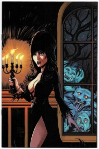 Elvira Mistress Of The Dark #9 | 1:10 Virgin Variant (Dynamite, 2019) VF/NM