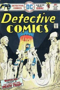 Detective Comics (1937 series) #450, VG+ (Stock photo)