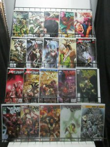 X-Men Legacy (Marvel 2009-12) #226-261 Mike Carey to Christos Gage Lot