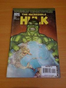 Incredible Hulk #106 ~ NEAR MINT NM ~ (2007, Marvel Comics)