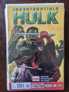 Indestructible Hulk #10 (2013)