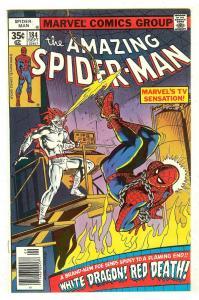 Amazing Spiderman 184