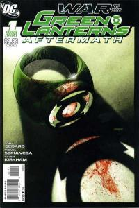 War of the Green Lanterns: Aftermath #1, VF+ (Stock photo)