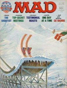 Mad (1952 series) #190, Fine- (Stock photo)