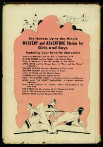 Blondie and Dagwood's Secret Service w/ dust jacket Whitman #2374