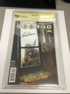 Fables 135 CBCS 9.6 Signed Russ Braun