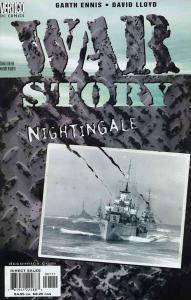 War Story: Nightingale #1 VF/NM; DC/Vertigo | save on shipping - details inside
