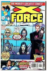 X-Force #68 (Marvel, 1997) NM-