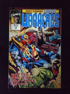 Warheads (UK) #7 (1992)
