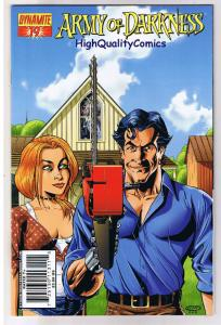 ARMY of DARKNESS #19, NM, Bruce Campbell, Scott Cohn, 2007, more AOD in store