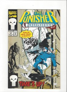 The Punisher #67 (1987)  Eurohit 4 of 7 Marvel Comics NM