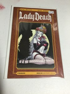 Lady Death 25 Classic Pinups C Nm Near Mint Boundless Comics