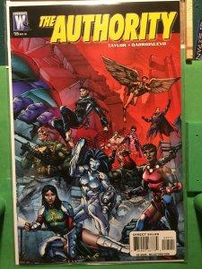 The Authority #25