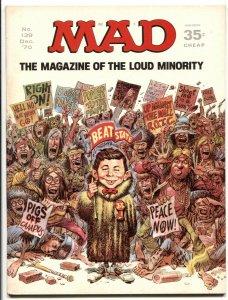 Mad-Magazine-#134-Dec-1970-Mort Drucker-Don Martin-David Berg