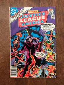 Justice League of America #145  (DC Comics; Aug, 1977) - Giant issue - Fine+