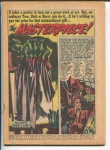 Black Magic #6 1951-Prize-pre-code horror-Simon & Kirby-P/FR