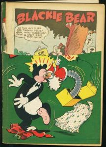 FUNNY STUFF #18 1947-DC FIRST DODO AND THE FROG STORY FR