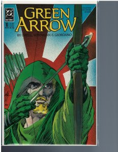 Green Arrow #10 (1988)