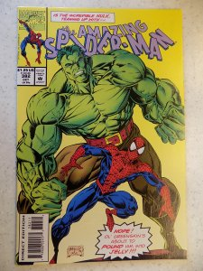 AMAZING SPIDER-MAN # 382 MARVEL ACTION ADVENTURE