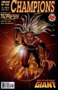 Tales of the Champions #4 VF/NM; Heroic | save on shipping - details inside