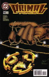 Primal Force #14 VF/NM; DC   save on shipping - details inside