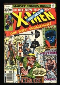 X-Men #111 FN+ 6.5