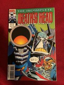 Deaths Head #10